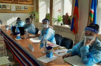 На участках Якутска наблюдатели ждут большой поток избирателей в воскресенье