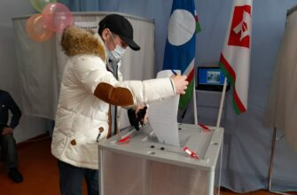 «Люди стали активнее». Матвей Евсеев проголосовал на выборах мэра Якутска