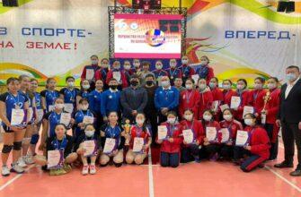Спортсменки СВФУ выиграли чемпионат Якутии по волейболу