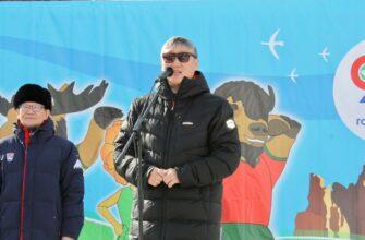 Глава Горного района рассказал о ходе подготовки к Играм Манчаары