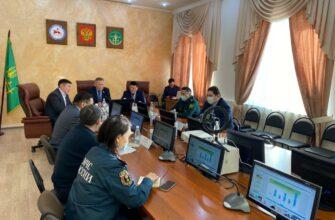 В Сунтарском улусе Якутии начали готовиться к пожароопасному сезону
