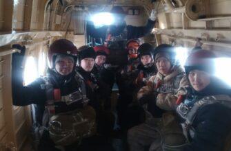 Бойцы Авиалесоохраны Якутии готовятся к пожароопасному сезону
