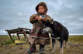 Стартовал конкурс фотографий детей в национальных костюмах народов России