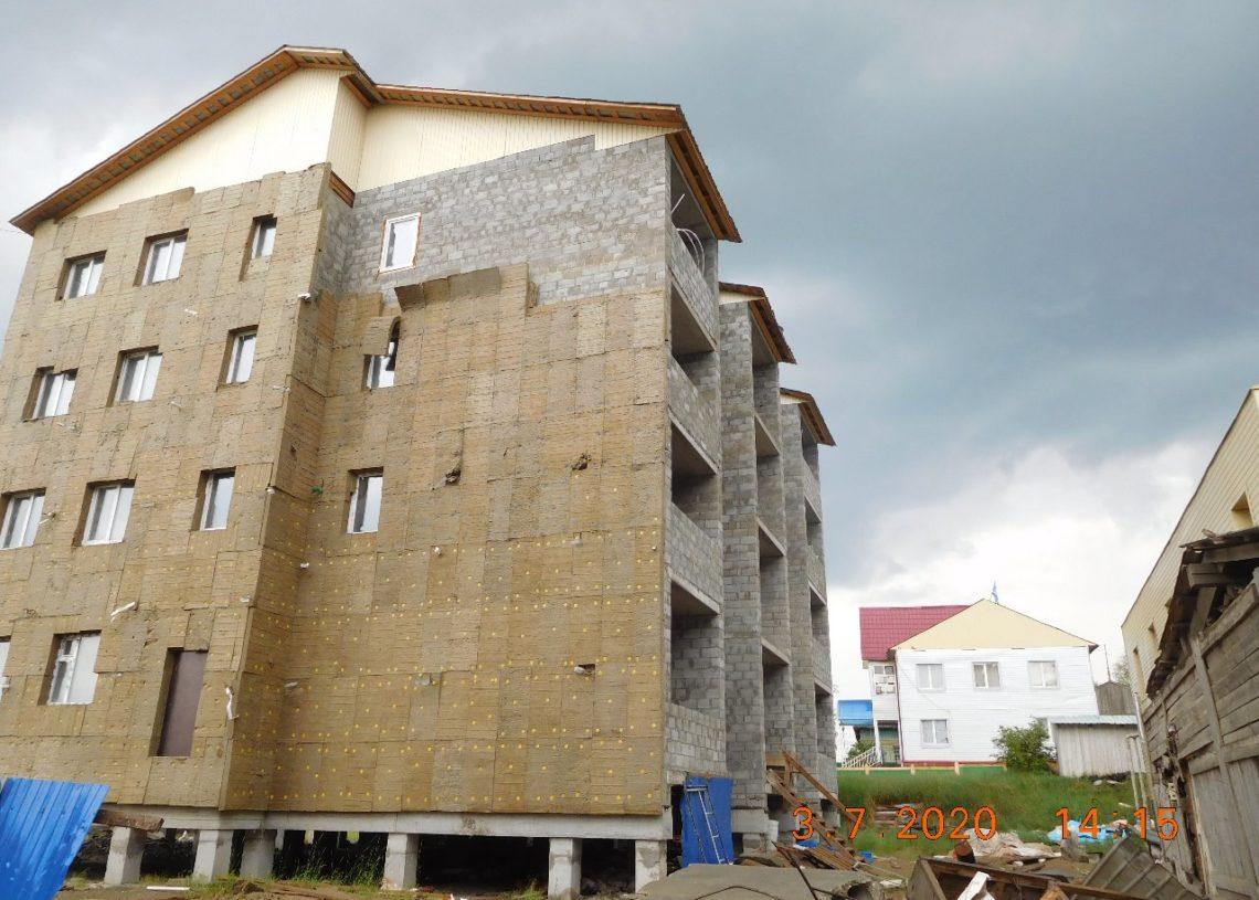 Вопрос долгостроя в Чурапче находится на рассмотрении в Фонде защиты прав дольщиков