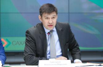 «Диалог с властью»: в радиоэфире - министр по физической культуре и спорту Иннокентий Григорьев