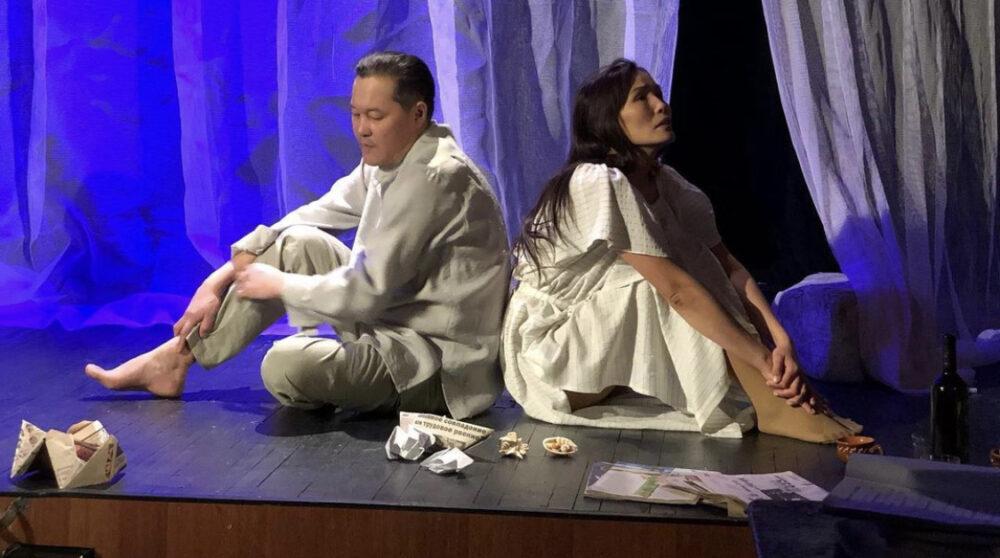 Сахатеатр представит сегодня премьеру спектакля «Благодарю тебя»