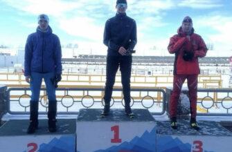 Александр Процук завоевал две медали на первенстве России по биатлону
