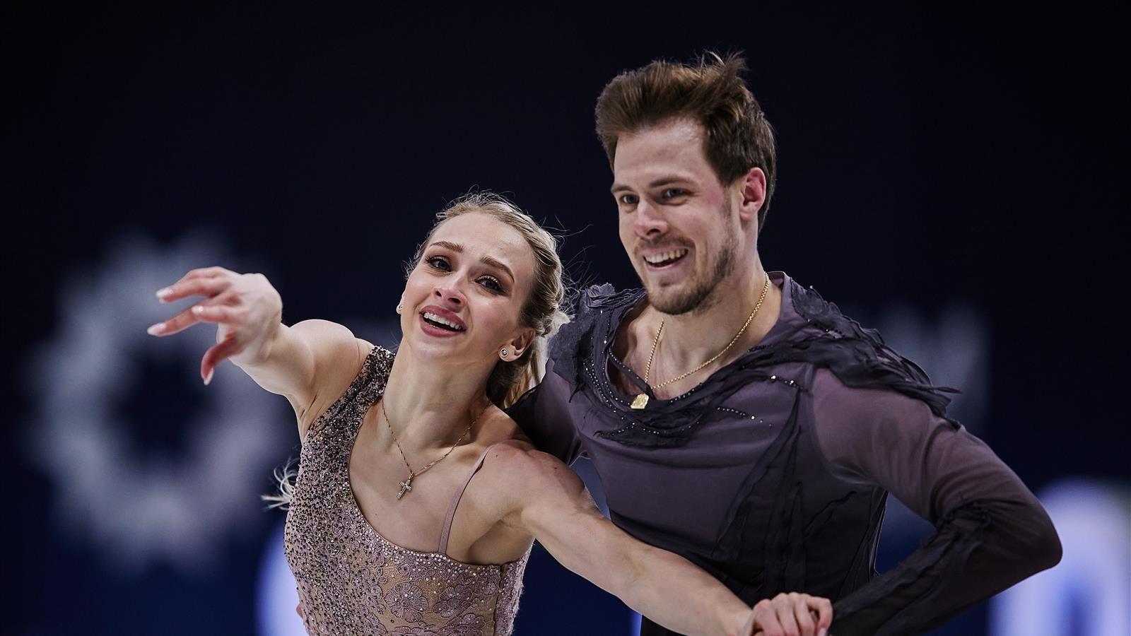 Золота в танцах на льду Россия ждала 12 лет
