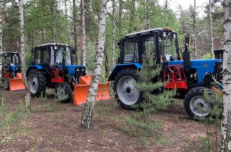 Более 170 единиц лесопожарной техники закупят в Якутии в рамках нацпроекта «Экология»