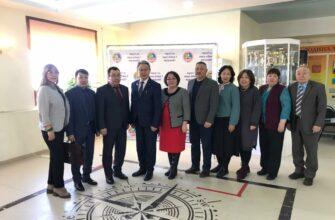 АГАТУ подписал соглашение  между образовательными учреждениями Усть-Алданского улуса