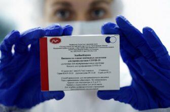 По состоянию на 21 апреля в Якутию поступило 114 412 доз вакцин против COVID-19