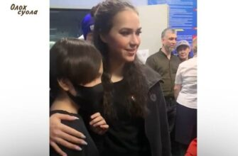 Вилюйская Алина Загитова учится в пятом классе