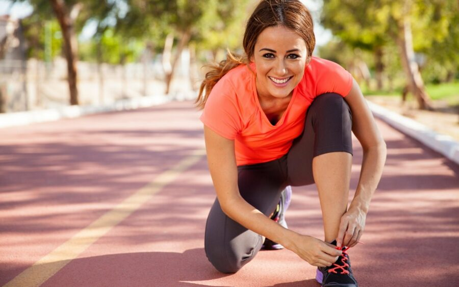 Российские женщины сегодня тратят на спорт времени в 30 раз больше, чем пять лет назад