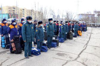 Сотрудники МЧС России к весеннему половодьюготовы в Якутии