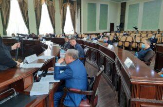 Депутаты Якутской гордумы внесли изменения в устав города и бюджет