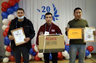 Лучший сварщик Якутии получил спецприз от Егора Борисова