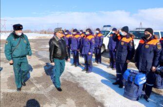 Завершился второй этап Всероссийских командно-штабных учений экстренных служб Якутии