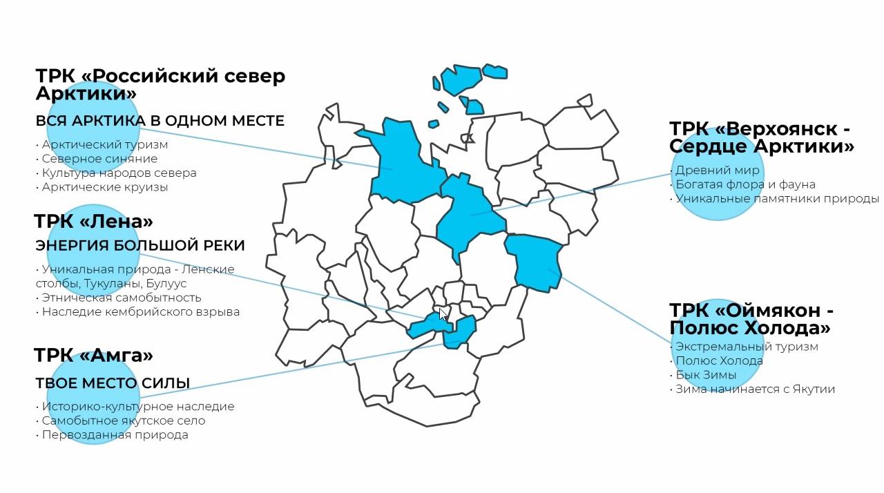 Максим Карбушев: В Якутии работают 22 официальных туроператора