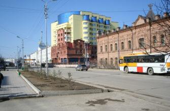 Капремонт проспекта Ленина Якутска начнется в августе с улицы Кулаковского