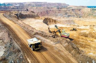 Главэкспертиза одобрила строительство площадки обогащения золота на Куранахском месторождении