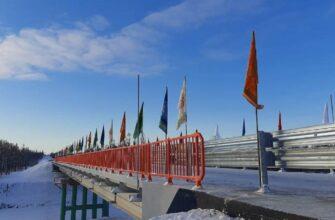 Глава Якутии назвал перспективным дальнейшее строительство дорог в Кобяйском улусе