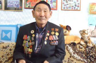 Лучшему дояру Якутии Гаврилу Чепалову исполнилось 90 лет