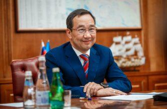 Глава Якутии поздравил с Днем радио