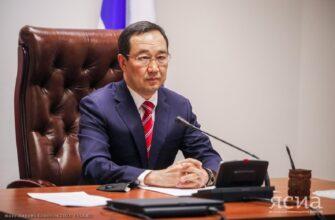 Глава Якутии  вошел в тройку лидеров медиарейтинга глав субъектов Дальнего Востока