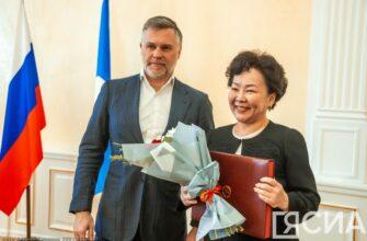 Ветеранов и сотрудников госслужбы занятости Якутии поздравили с 30-летием со дня образования