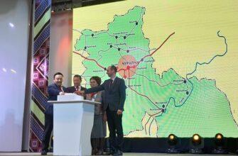 Чурапчинский район Якутии на 100 % охвачен оптическими линиями связи