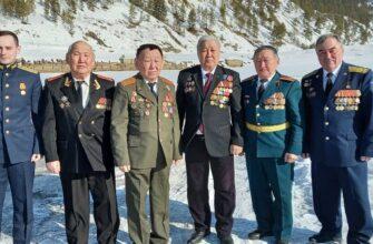 Ветераны вооруженных сил посетили музей космонавтики в селе Дюпся