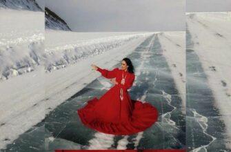 Полумарафон по снегу. Якутянка пробежала 21 км в шерстяных носках