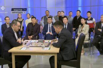 Муродулло Амриллаев одержал победу над Андреем Федотовым в шашечном матче в Якутске
