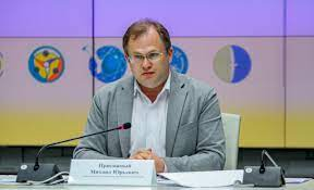 Михаил Присяжный проведет онлайн-совещание по программе «Земский учитель»