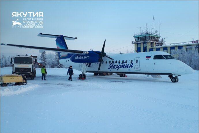 Жители Якутии летают на самолетах в три раза чаще, чем среднестатистические россияне