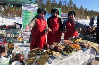 Команда «Патриот» Хангаласского улуса успешно выступила на республиканском фестивале «Полевая кухня»