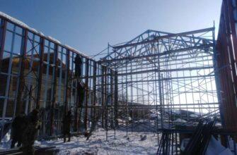 В селе Хоринцы Олекминского района строят многофункциональный центр