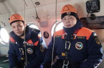 Новобранцы Ленского спасательного отряда Якутии приняли клятву
