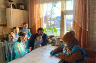 Завершена перепись в трех отдаленных селах Горного района Якутии