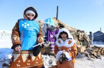 В Нижнеколымском районе Якутии переписали более 60% населения