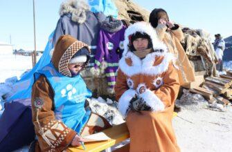 На оленях и снегоходах. В Якутии идет перепись населения на отдаленных территориях