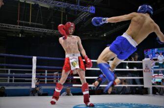 Третий день чемпионата России по кикбоксингу в Якутске
