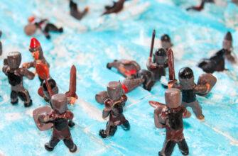 В Якутии осужденные оформили мини-диораму ко Дню победы на Чудском озере