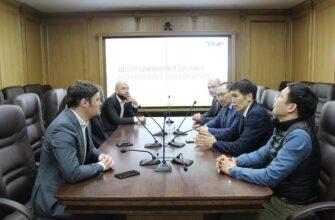 Представители  АК АЛРОСА посетили объекты Якутии, связанные с цифровизацией