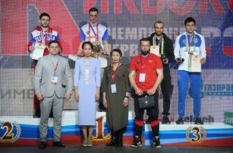 Победитель Виктор Михайлов: Это был лучший чемпионат России, а я участвовал уже в восьмой раз