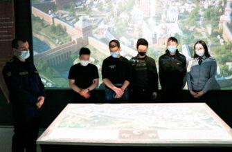 Несовершеннолетние осужденные посетили музейный комплекс «Россия – моя история»