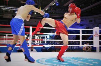 Фоторепортаж. Второй день чемпионата и первенства России по кикбоксингу