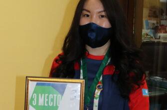 Студентка Якутского промышленного техникума стала призером чемпионата «Молодые профессионалы – 2021»