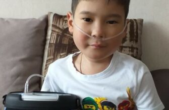 «Колмар» приобрел кислородный концентратор для 8-летнего Саши