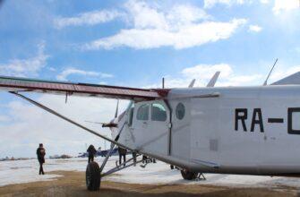 В Якутии возобновили авиасообщение между городом Ленском и поселком Витим